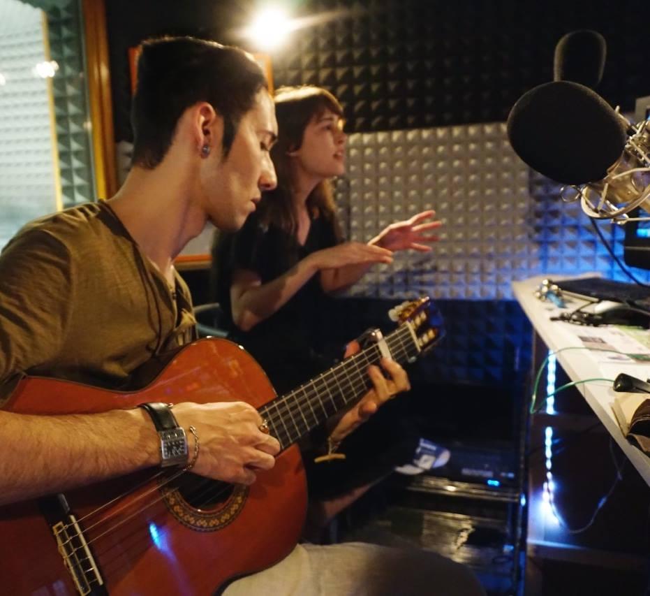 Concerto radiofonico a Radio Lupo Solitario