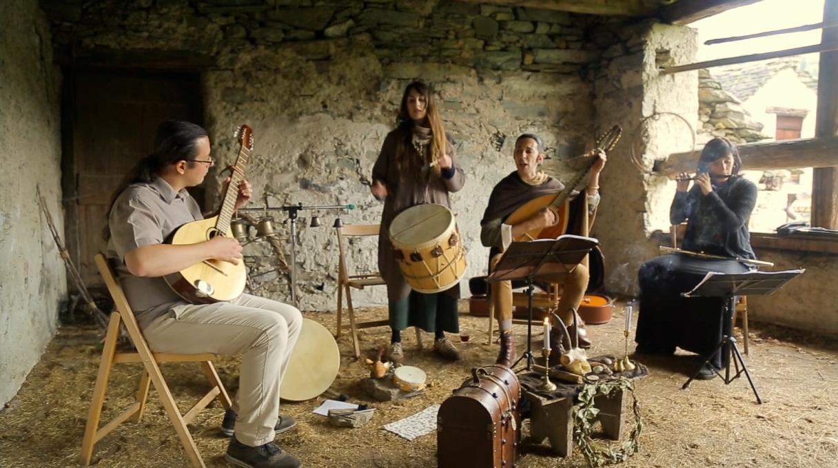In concerto al Borgo medievale di Ghesch