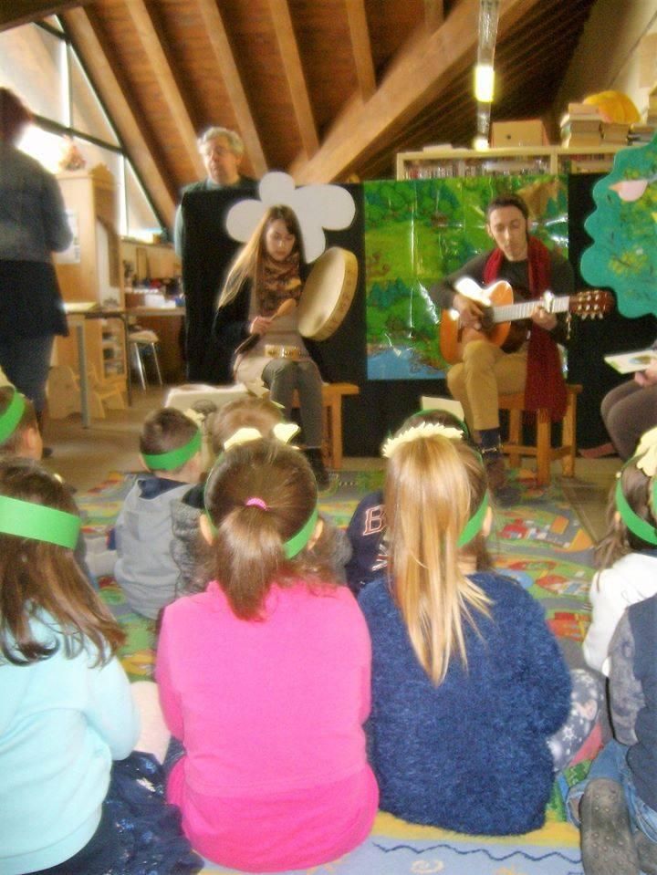 In concerto per le scuole elementari